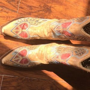Corral Vintage Western Boots